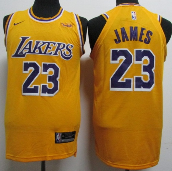 los angeles 966e0 8fd7e canada lebron james jersey yellow a8029 d4038